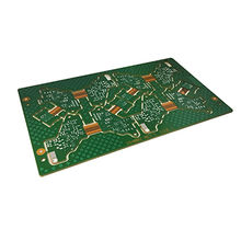 8 Multiple Layered Rigid-flex PCBs from Taiwan