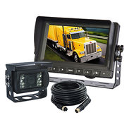 RV backup video kit with waterproof camera from Veise Electronics Co. Ltd