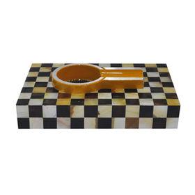 Special ceramic ashtray
