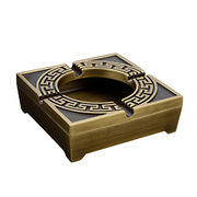 China High end brass ashtray,good quality gift