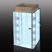 Pop acrylic LED display case from China (mainland)