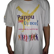 Latest Promotional T-shirt for Men, with Short Sleeves, Round Neck Design, 100% Cotton Fabric