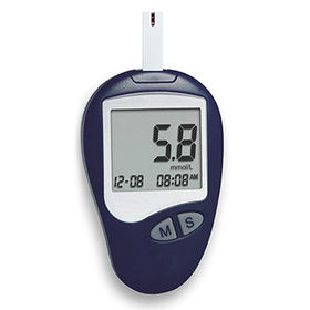 Large LCD Blood Glucose Meter from China (mainland)