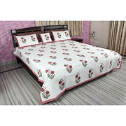Cotton Bed Sheets from India