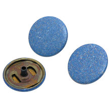 20mm Jean Button with Marblized Enamel from Nung Lai Co. Ltd