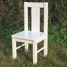 Children's wooden dining chair from China (mainland)