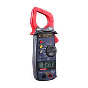 Clamp Meter Capacitance Frequency Temp AC DC Voltage 1000V
