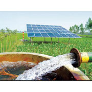 20HP/15KW Customized AC Solar Deep Well Pumping System for Irrigation