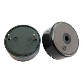 Hong Kong SAR Ø 23mm Piezo Transducer with 85 dB Min sound output
