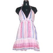 Sleeveless short dress from India