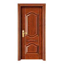 Entry wooden steel door from China (mainland)