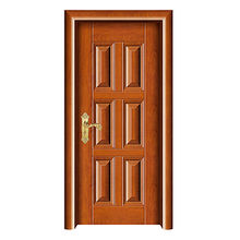 Wooden steel armored door from China (mainland)