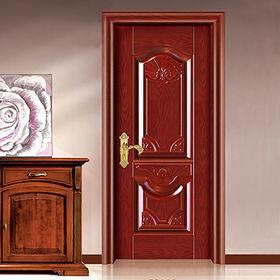Steel wooden interior door from China (mainland)