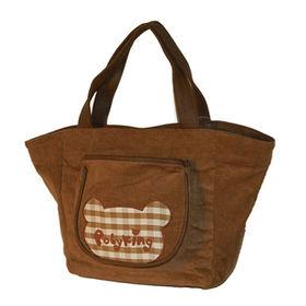 Fabric handbags from China (mainland)