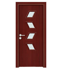 China PVC interior door