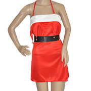 Party Costume for Christmas, Made of Polyester and Spandex, OEM are Welcome