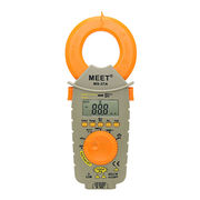 Slim Pocket Size 4000 Counts TRMS AC Clamp Meter from Hong Kong SAR