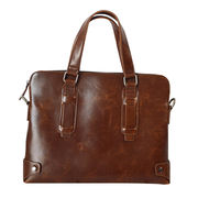 Leather tote bags from Hong Kong SAR