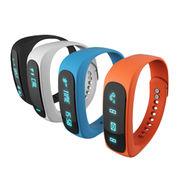 Sleep Tracker Wrist Band Pedometer from China (mainland)