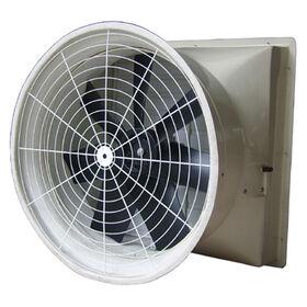 Industrial Air Pneumatic Fan Axial Flow Fan, 100% Explosive-proof 36