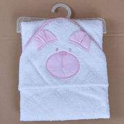 Baby hooded towel from China (mainland)
