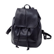 Daypacks, colorful PU leather with big capacity drawstring styles, strong handle soft shoulder from Iris Fashion Accessories Co.Ltd