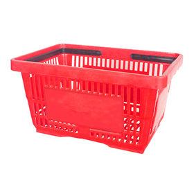 Plastic basket from China (mainland)