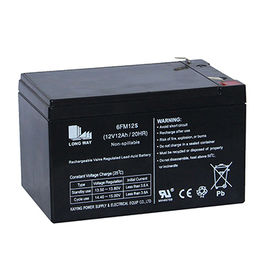 12V/12Ah T wheelchair solar deep cycle battery from China (mainland)