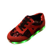 Adult LED sports shoes from China (mainland)