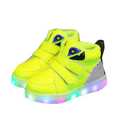 Kid's Comfortable LED Shoes from China (mainland)