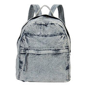 China Women's Denim Jean Backpack