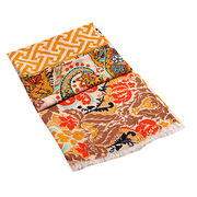 Ladies' silk scarf from China (mainland)
