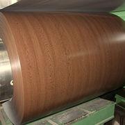 Wood grain PPGI from China (mainland)