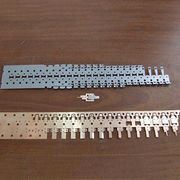 China Metal forming parts, precision metal stamping and copper strip