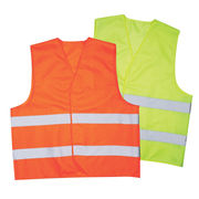 Reflective safety vest from China (mainland)