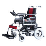 Handicapped fold electric wheelchair from China (mainland)