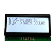 120*32 dots graphics LCD module with holographic polaroid from Xiamen Ocular Optics Co. Ltd