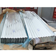 Zinc-coated Steel Sheet from China (mainland)