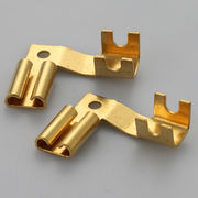 KF Brass contact customized from China (mainland)