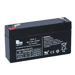 6V/1.2Ah Power Machines Sealed Lead-acid Battery from China (mainland)