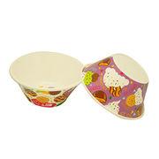 Plastic bowl from China (mainland)