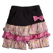 Girls' short fashion skirt from China (mainland)