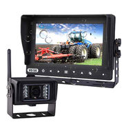 2.4GHz Digital wireless weatherproof system camera for farm tractor, cultivator from Veise Electronics Co. Ltd