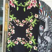 Wholesale Senior wedding gown kam brought flowers silk fabri, Senior wedding gown kam brought flowers silk fabri Wholesalers