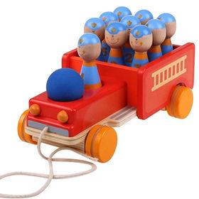 2016 Best Sale Child Wooden Car Toy