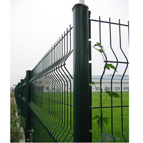 China High Security Fence Against Rust