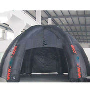 Inflatable transparent tent from China (mainland)