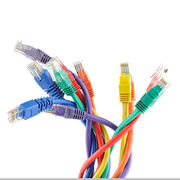China CAT5 CAT5e RJ45 Network Ethernet Patch Cord Cable