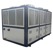 Air-cooled screw chiller unit Manufacturer