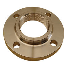 Threaded flanges from China (mainland)